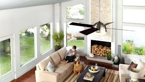 ceiling fans for sloped ceilings ceiling fans for low ceilings