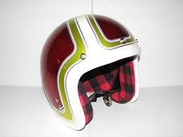 hell mutt s custom motorcycle snowmobile helmet lining design