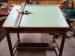 vine drafting table in office desks