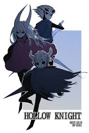 Hollow Knight Character Design Hollow Knight Hollow Art Character Design Hollow Night