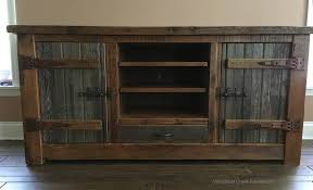 Interior Reclaimed Wood Entertainment Center Rustic TV Stand Custom Vast  Magnificent 0 Rustic Entertainment Center N96
