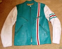 nostalgia on wheels sold 1960s bates easy rider type cafe leather jacket 44m