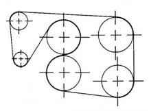 cadillac archives serpentinebelthq com 2001 cadillac catera serpentine belt diagram