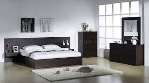 Modern Furniture For Bedroom Echo Bedroom By Beverly Hills Furniture In Wenge W Options