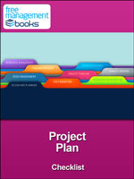 Project Schedule Management Plan Template Project Management Plan Checklist
