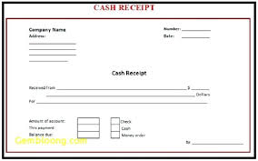 Cash Receipt Template Word Uk Microsoft Excel Invoice Template Uk