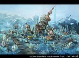 Final Fantasy XIV Fan and Concept Art ...
