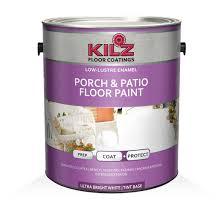 porch patio floor paint kilz