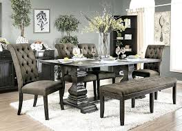 full size of timon formal dining room table set with grey chairs furniture traditional dining room