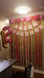 Diy Birthday Decorations 17 Best Ideas About 21st Birthday Decorations On Pinterest 21