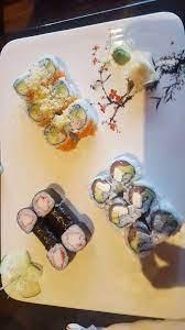 sakura sushi grill in seymour