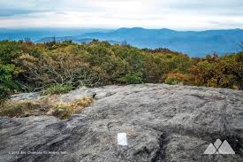 Blood Mountain Hiking The Appalachian Trail From Neels Gap
