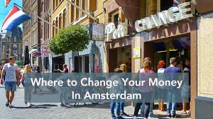 Currency Exchange Check Cashing Fees Chart Amsterdam Currency Exchange Where To Change Your Money