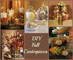 a great selection of DIY fall decor. Great for any fall holiday.  Thanksgiving decor even