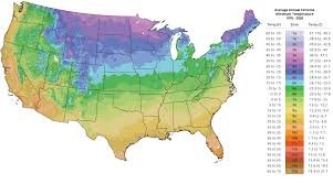 plant hardiness zone map  the tree center™