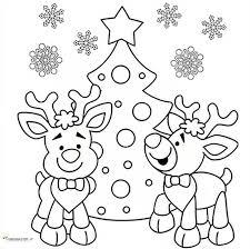 Disegni Di Natale Stampa E Colora