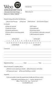 dental referral form template referral pad samples by specialty medical forms