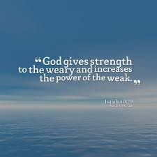 Gods Quotes About Strength Gorgeous Quotes About God Gives Strength 48 Quotes
