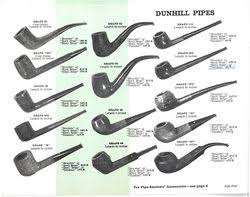 Dunhill Group Size Chart Dunhill Pipedia