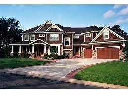 craftsman home plan 023h 0084