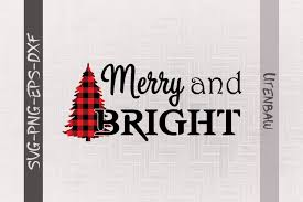 Download high quality paw print clip art from our collection of 41,940,205 clip art graphics. Merry N Bright Christmas Tree Red Plaid Graphic By Utenbaw Creative Fabrica