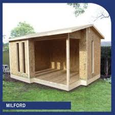 fancy building your own garden office well there are sips kits on sale for self build garden offices leaving you to choose your own finish build garden office kit
