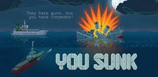 you sunk submarine game 1