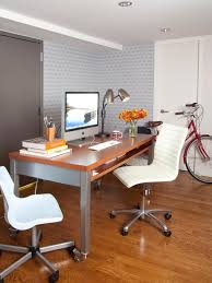 interesting office spaces. Interesting Design Home Office Space And 8 Smart Ideas For A Stylish Organized Hgtv S Spaces
