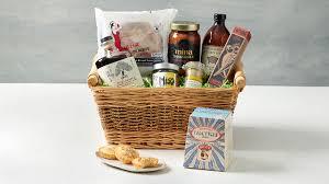 the adventurous eater gift basket