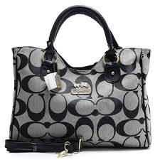 ... where to buy coach legacy in signature large grey satchels acb 64b38  d72c7 ...