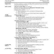 objective for resume server template college objective for resume server foxy host resume sample server food server job description