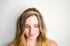 Hairband Hairstyle easy hairband braid tutorial vancouver style & beauty blog 4913 by wearticles.com