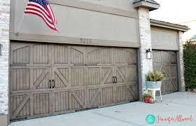 metal garage doorsUpdated Garage Hardware Give Instant Curb Appeal  Magic Brush