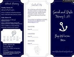 Destination Wedding Brochure Templates Free 34 Best Wedding Welcome ...