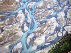 16 Best Reference Braided Rivers Images In 2019 River