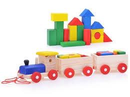 мир деревянных игрушек лабиринт каталка лев