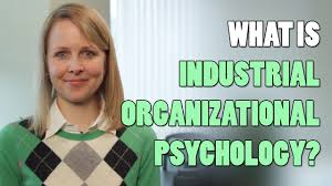 industrial psychology what is industrial organizational psychology youtube