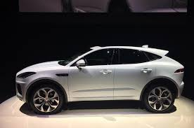 2018 jaguar jeep. Brilliant Jaguar 2018 Jaguar EPace Officially Revealed Release Date Price And  Interior Inside Jaguar Jeep