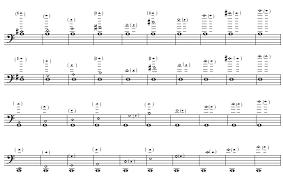 27 Qualified Cello Harmonics Chart