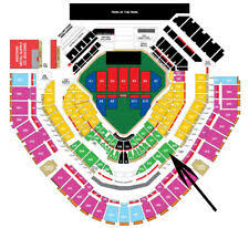 Paul Mccartney Seating Chart 14th Row Ca 7 00 Pm Concert Tickets For Sale Ebay