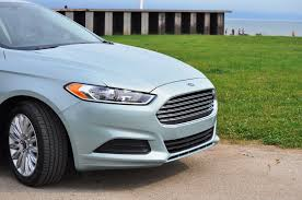 Ford Fusion Green Car Light 2014 Ford Fusion Hybrid Top Speed