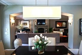 rectangular farmhouse chandelier modern