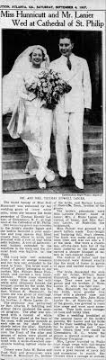 Nell Hunnicutt wedding - Newspapers.com