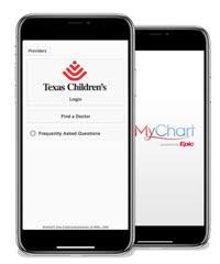 Childrens My Chart Dallas Mychart Texas Childrens Hospital