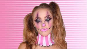 cute clown makeup tutorial day 2 of 31 days of