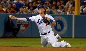 Dodgers outfielder Kike Hernandez ...