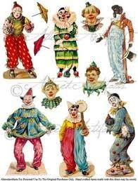 clown: лучшие изображения (54) в 2017 г. | Папье маше, Клоуны ...