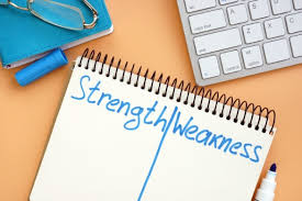 Weaknesses For Interview Examples Strengths And Weaknesses Jobs Ie