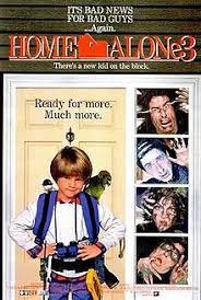 home alone theatrical poster. Unique Alone Home Alone 3 On Theatrical Poster
