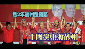 Image result for 土团党东渡
